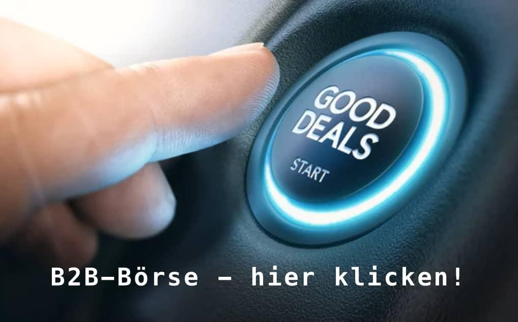 B2B Fahrzeugbörse, Bildquelle: stock.adobe.com Autor: Olivier Le Moal